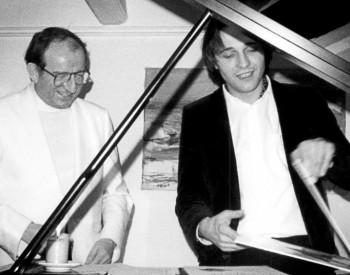 Christian Favre et Karl Engel - 1982