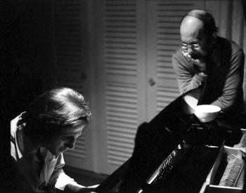 Christian Favre avec Jean-Jacques Huber, 1978