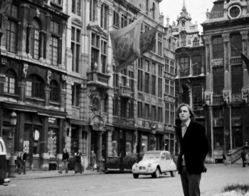Christian Favre à Bruxelles, 1976