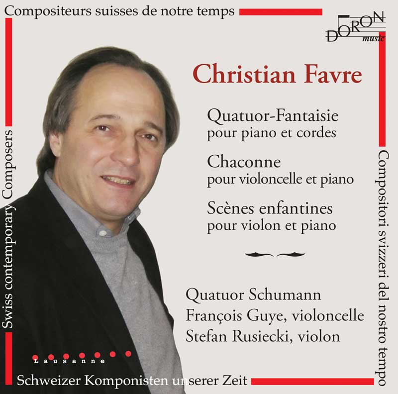 Christian Favre