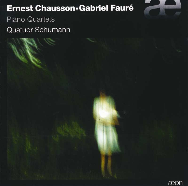 AECD 0540 Quatuor schumann