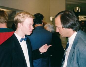 Christian Favre avec Christian Chamorel