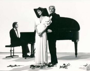 Christian Favre, Josette Chanel et Richard Vachoux