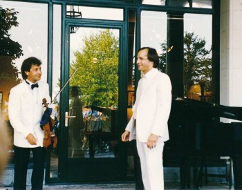 Christian Favre et Pierre Amoyal - 1986