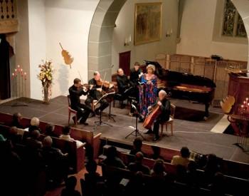 Quaturo Schumann et Felicity Lott en concert
