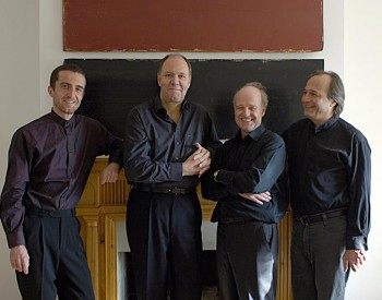 Quatuor Schumann – Tedi Papavrami, violin – Christoph Schiller, viola – François Guye, cello – Christian Favre, piano - 2005